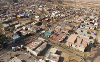 Civil Society's reorientation: Informal settlement clusters
