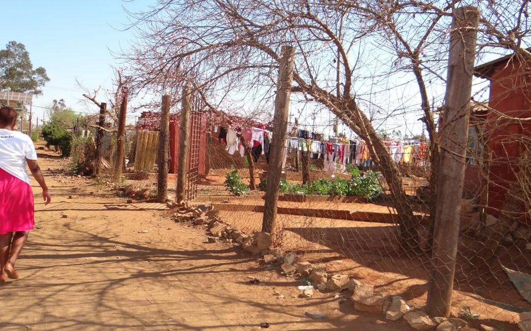 THE NEVER ENDING HOUSING CHALLENGE: Reflection on Thembelihle informal settlement