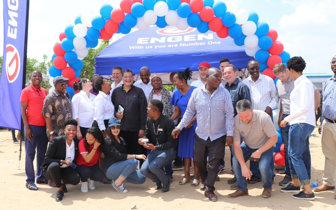 Planact partners with Engen for education with dignity in Diepsloot
