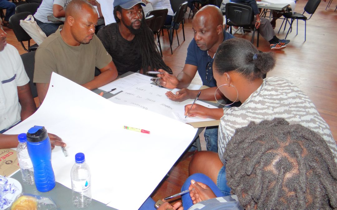 Consolidating recommendations to strengthen advocacy for improved community participation