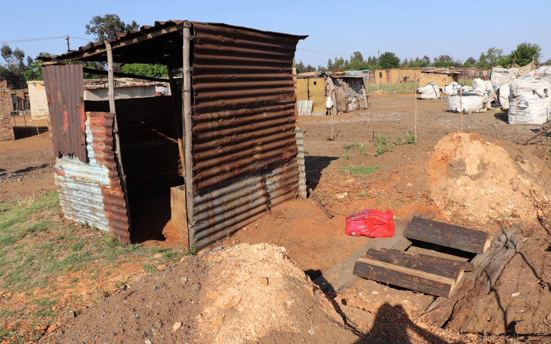 Women in Informal Settlements Affected By Poor Service Delivery
